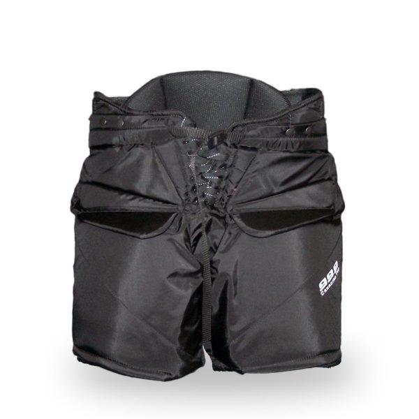 simmons-999-senior-pro-pro-goalie-pants-front-black