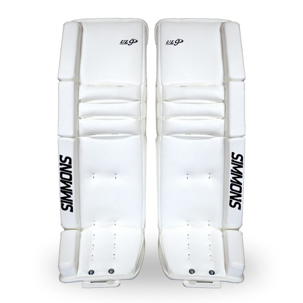 simmons-ul9-pro-pads-white-front