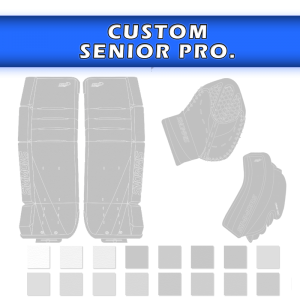 Custom Professional Goalie Equipment