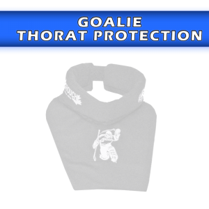 Goalie Throat Protection