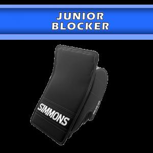 Jr. Goalie Blocker