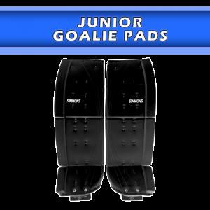 Jr. Goalie Pads