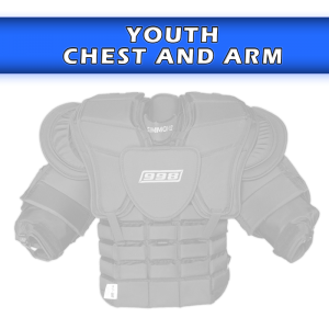 Youth Goalie Chest and Arm