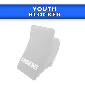 Youth Goalie Blocker