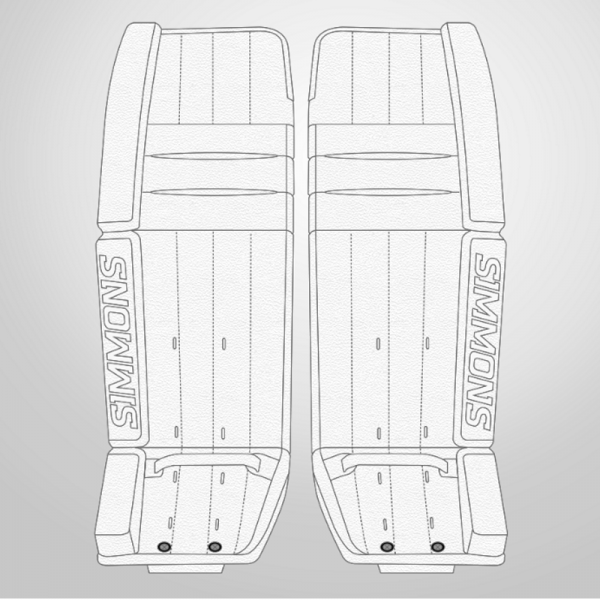 586 pro pads product image