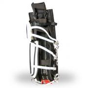 simmons-1000-goalie-pads-stripe-back-white-black-red