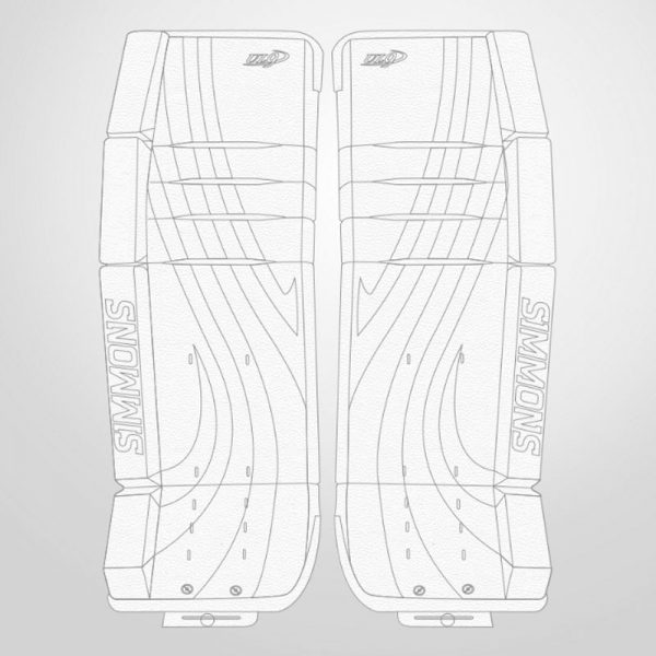 simmons-ul9-spike-pads