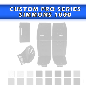 Simmons 1000 Pro (Pads, Catcher, Blocker)