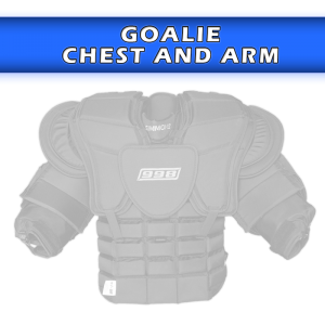 Goalie Chest and Arm