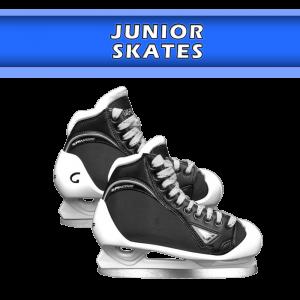 Jr. Goalie Skates