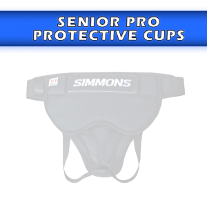 Senior Pro Protective Cups