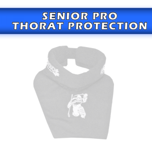 Senior Pro Goalie Throat Protection