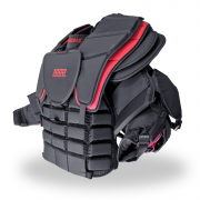 Simmons-1000-Pro-Chest-and-Arm-Left-Black-Red
