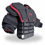 Simmons-1000-Pro-Chest-and-Arm-Right-Black-Red