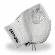 Simmons-ULX-Pro-Goalie-Catcher-White-Front