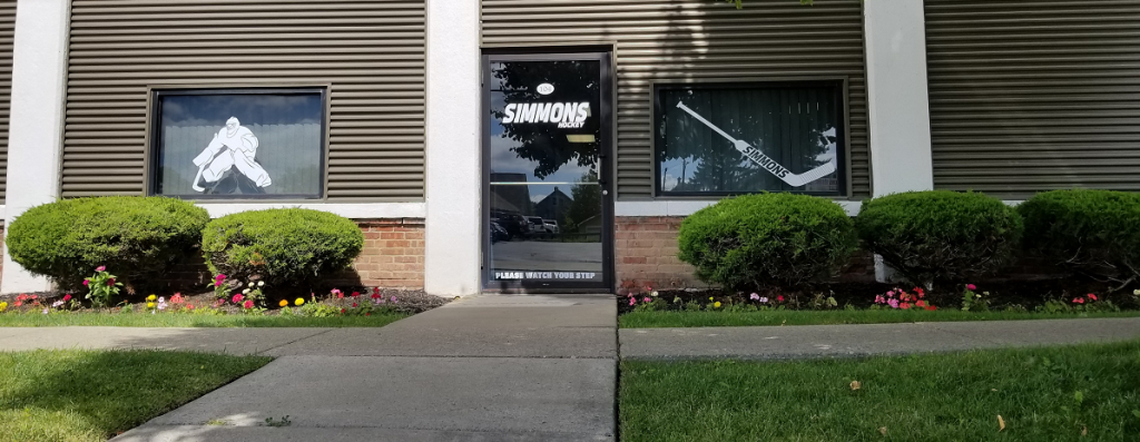 Simmons Hockey